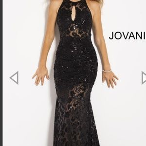 Jovani sequined gown